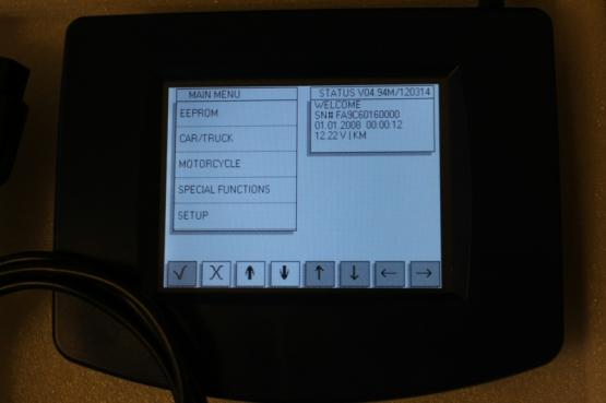 Digiprog 3 – универсальный программатор одометров