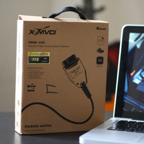 Toyota Mini VCI (TIS) адаптер для диагностики Toyota и Lexus